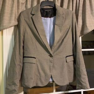 Equestrian style jacket